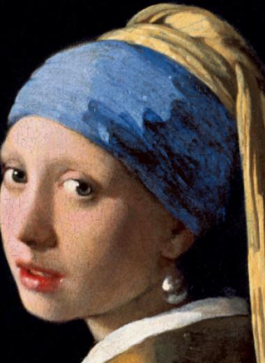 «Девушку с жемчужной сережкой» нарисовали наностолбиками с изменяемой яркостью