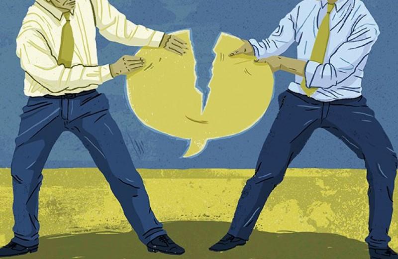 Как научиться говорить и побеждать даже в самых жестких спорах