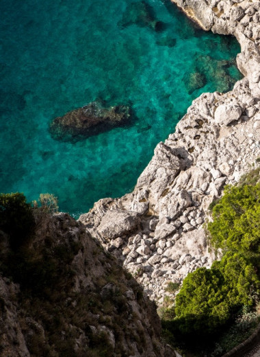 Лимонный остров: итальянский Капри в 10 фотокарточках