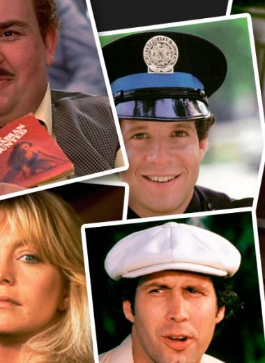 Комедийные актеры 80-х, которые куда-то запропастились