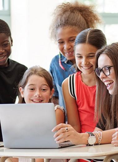 Какие навыки работы с компьютером должен освоить ребенок?