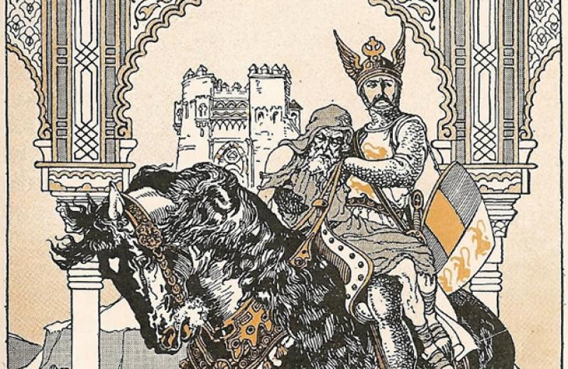 Артуро Перес-Реверте: Эль-Сид, или Рыцарь без короля. Отрывок из «средневекового вестерна»