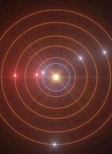 Парад планет и полный хаос: найдена самая странная звездная система