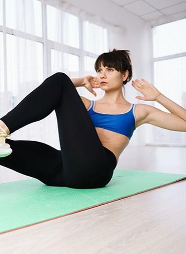Тренировка табата: сжигает жир за 4 минуты в день