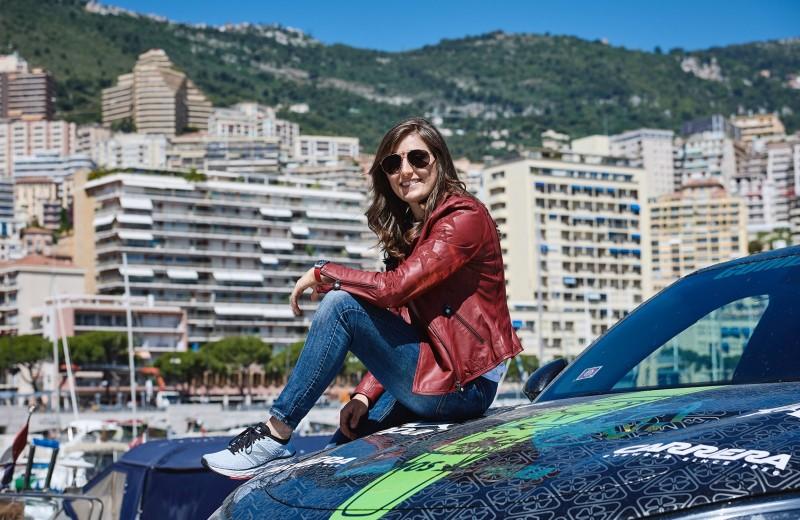 Как Татьяна Кальдерон собирается стать первой за 43 года женщиной-пилотом «Формулы-1»