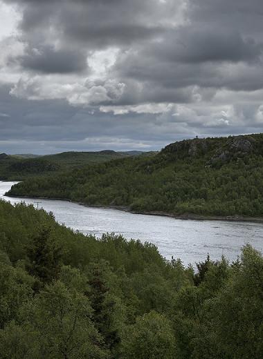 Крайний север, одна река и три страны: путешествие по долине реки Паз. Фотоистория