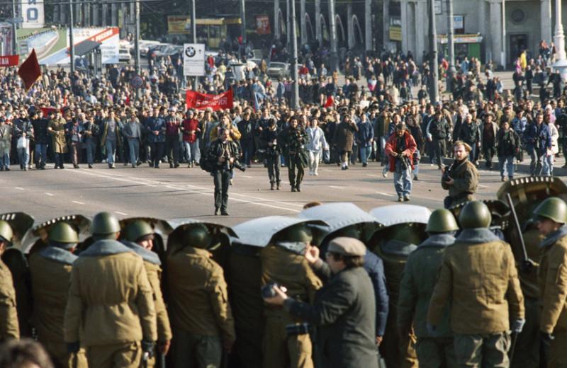 Эскалация конфликта: как холодные гражданские войны становятся «горячими»