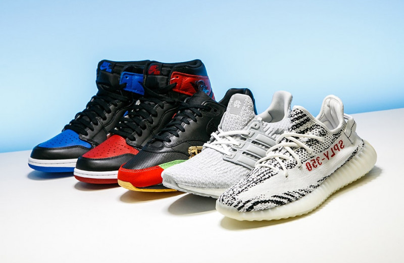 Как отличить настоящие кроссовки Yeezy и Jordan от подделок