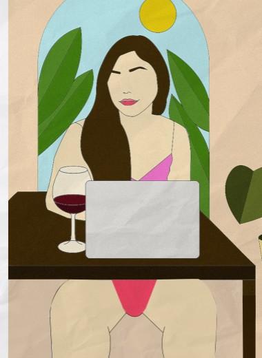 Пора отправиться на онлайн-свидание