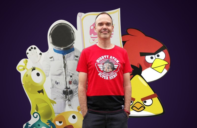 Как создатель Angry Birds планирует воспитать поколение гениев