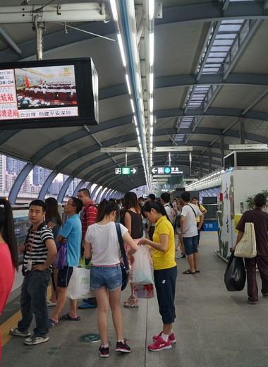В Китае тестируют систему оплаты проезда с помощью сканирования лиц