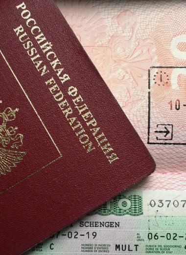 Какие страны Европы чаще всего выдают визы?