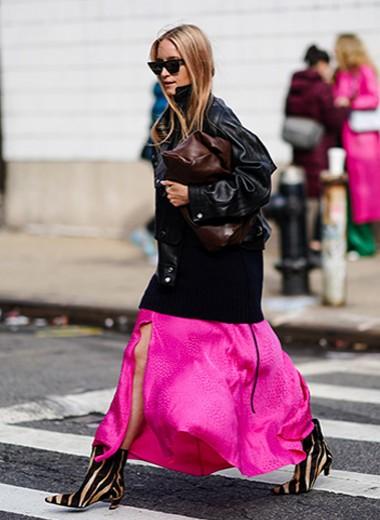 Как и с чем носить женскую куртку оверсайз — 7 простых, но эффектных образов