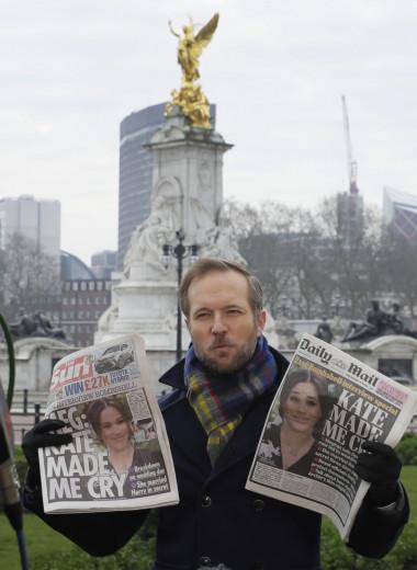 Рухнет ли британская монархия после интервью принца Гарри и Меган Маркл