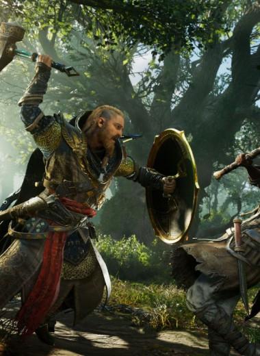 Мир викингов и скандинавская мифология: обзор на игру Assassin's Creed: Valhalla