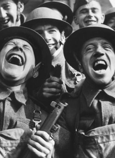 4 способа побороть неуместный приступ смеха