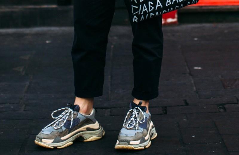 Когда слишком модные кроссовки уже надоели