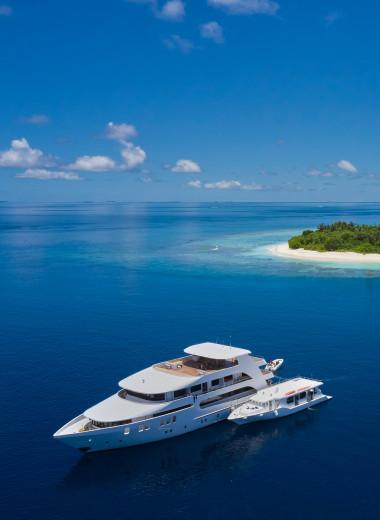 Как не разочароваться в морском отдыхе на Мальдивах