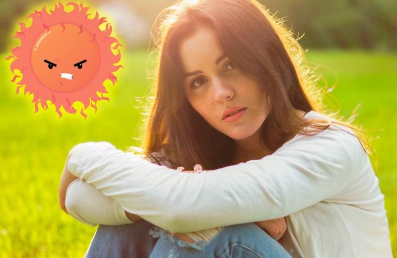 Аллергия на солнце: что это такое, как выглядит и как ее лечить