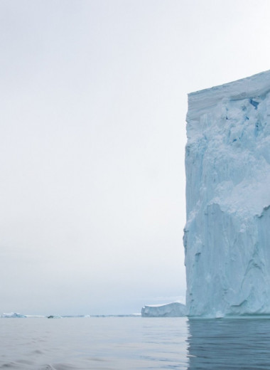 Ледник Судного дня спешит оправдать свое название