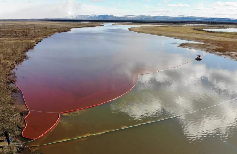 WWF: почти 1500 км рек Сибири загрязнены из-за добычи золота