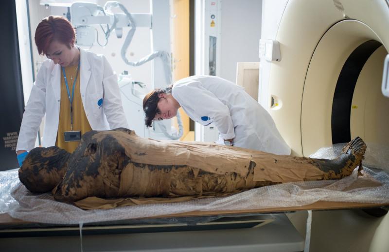 Найдена мумия беременной женщины: первый случай в истории
