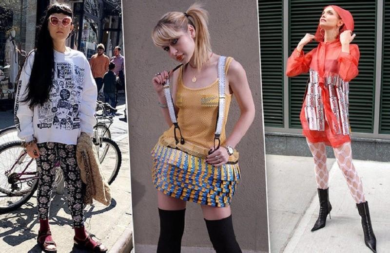 Мода каменных джунглей: 6 трендов, пришедших из городской среды