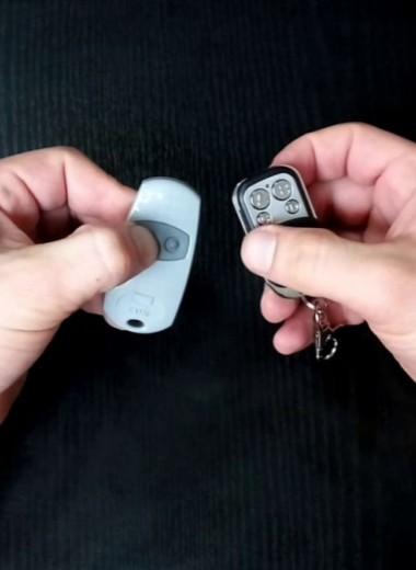 Как запрограммировать пульт для шлагбаумов и гаражных ворот?
