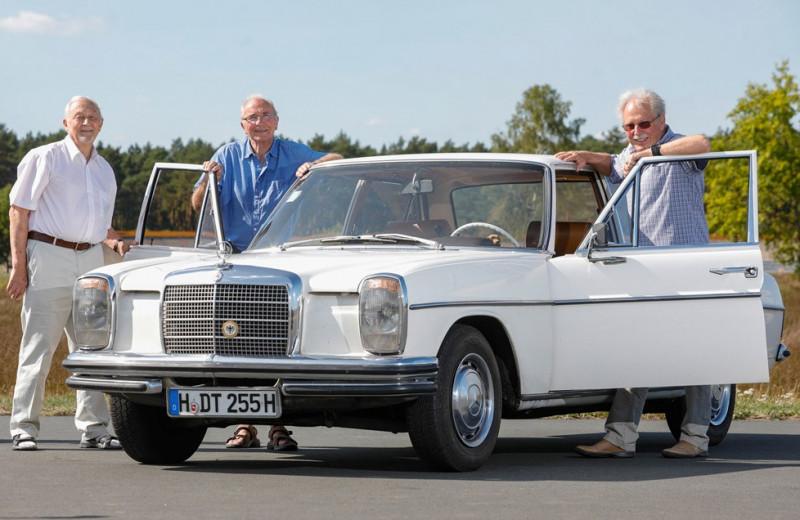 Юбилей: как создавали первый беспилотный автомобиль в 1968 году
