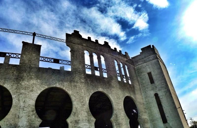 Пласа де Торос: уругвайский Колизей