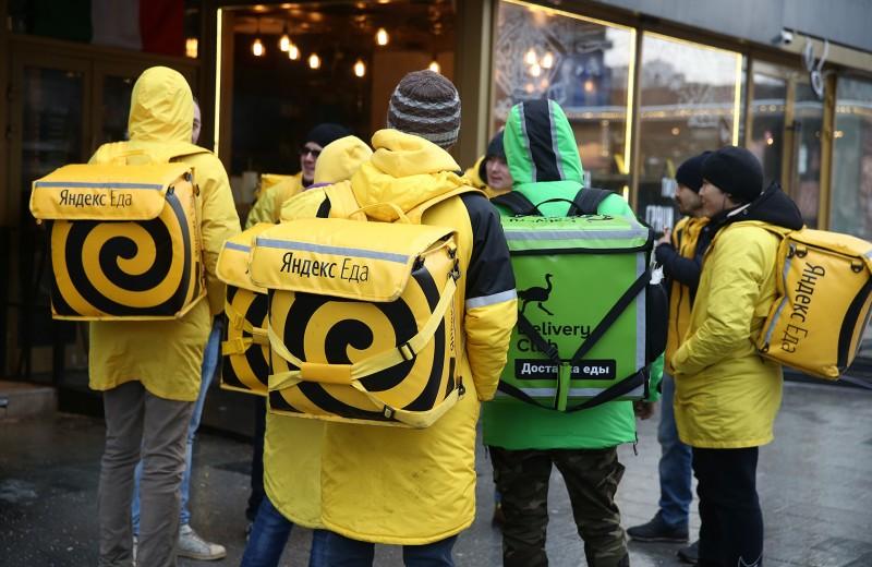 Осторожно, горячо! «Яндекс.Еда» и Delivery Club нашли новый рынок объемом в миллиарды рублей