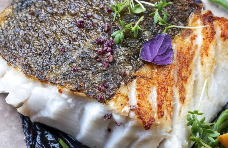 Необычные блюда: треска в соусе мисо, шоколадный пирог и суп из потрохов