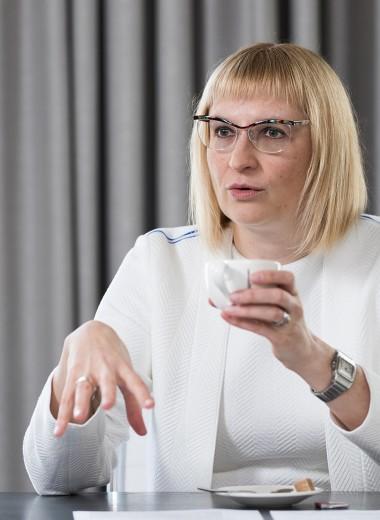 Экс-гендиректор «Магнита» Ольга Наумoва нашла новую работу
