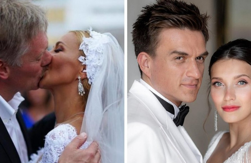 Самые забавные конфузы на свадьбах Навки, Тодоренко и других звездных россиянок