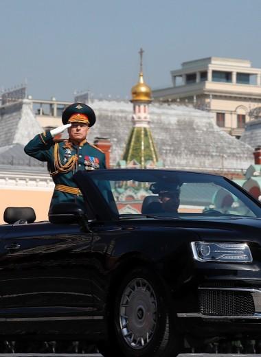 «Калашников» для десанта, кабриолет для Шойгу и багги из Чечни: новинки парада Победы-2019