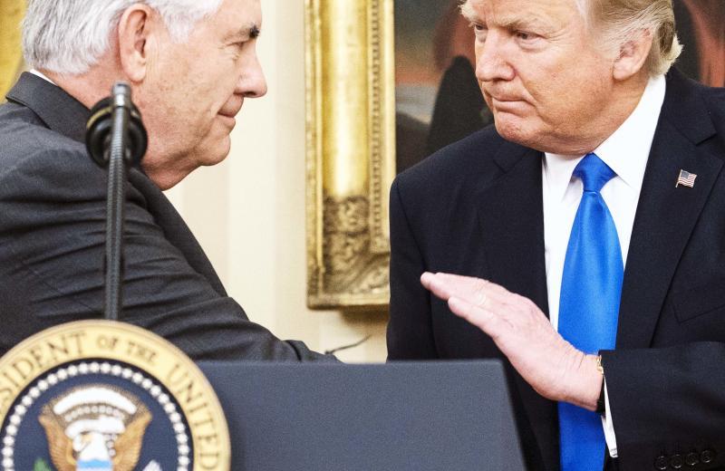 Как отставка Тиллерсона изменит внешнюю политику США