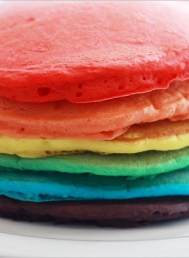 8 рецептов нестандартных блинов