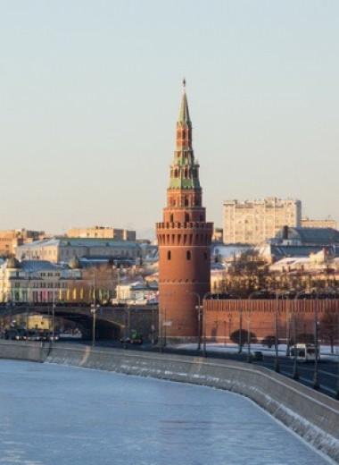 Прошедшая зима в Москве стала самой теплой за всю историю наблюдений