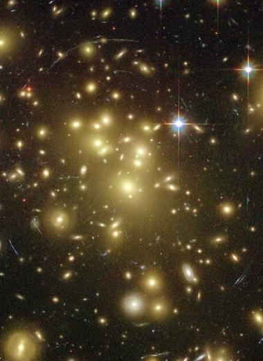 Физики-теоретики сузили диапазон возможных масс частиц темной материи