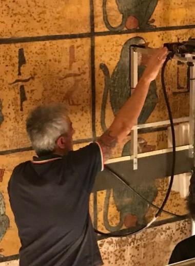 Археологическое разочарование: в гробнице Тутанхамона не нашли Нефертити