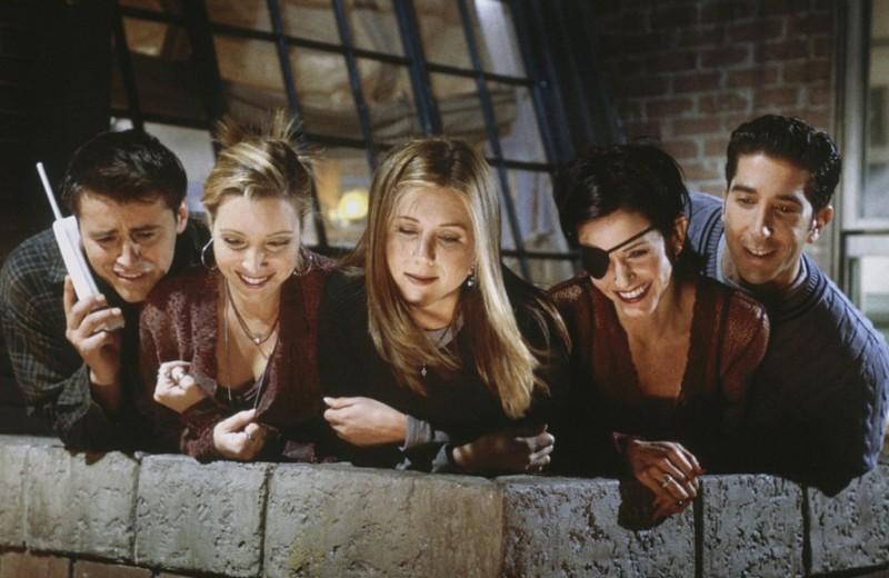 5 уроков отношений из сериала «Друзья» (советуем взять на заметку)