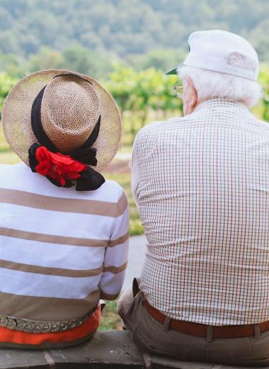 Болезни старости и старость как болезнь