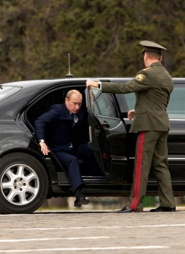 «Кортеж» для Путина. Что не так с автомобилем для президента России