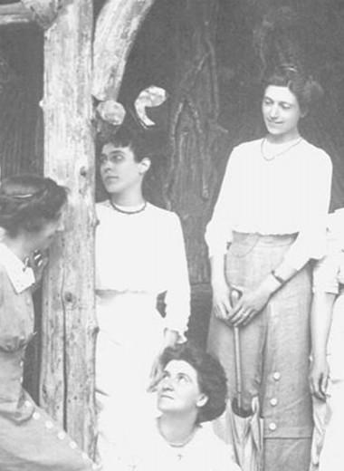 Групповой брак и инициация девственниц: секта «свободной любви» XIX века