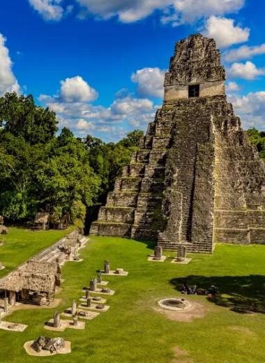 Почему исчезла цивилизация индейцев Майя