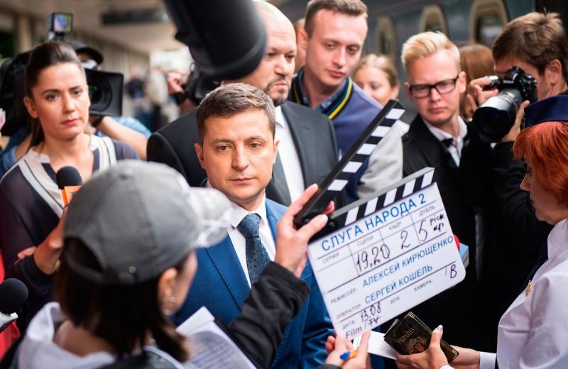 Как стать президентом: 10 лайфхаков Владимира Зеленского