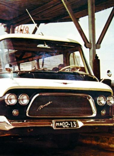 5 советских машин, заслуживших признание за рубежом