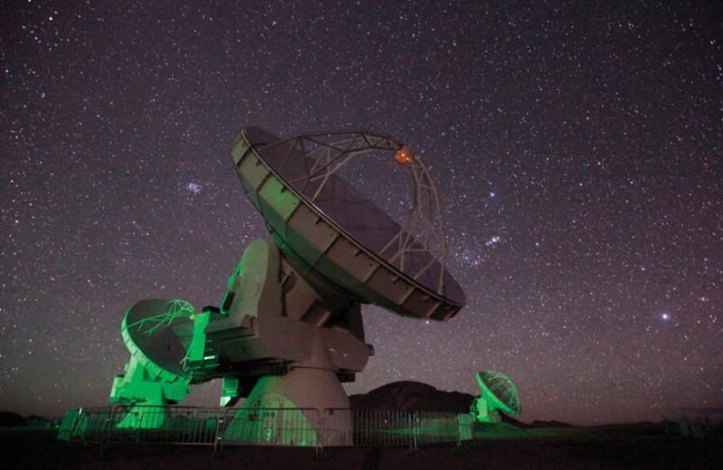 На космических задворках: есть ли жизнь на краю Галактики
