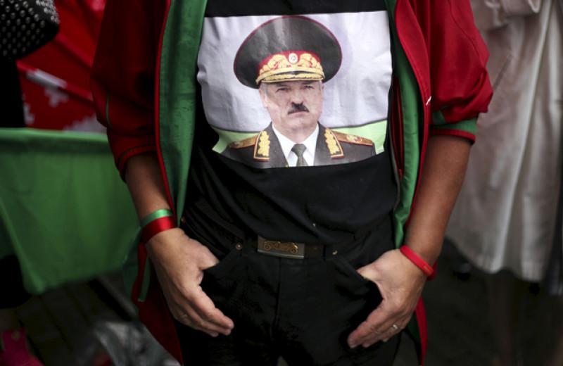 Интернет все помнит. Публичный образ Лукашенко по системе Станиславского