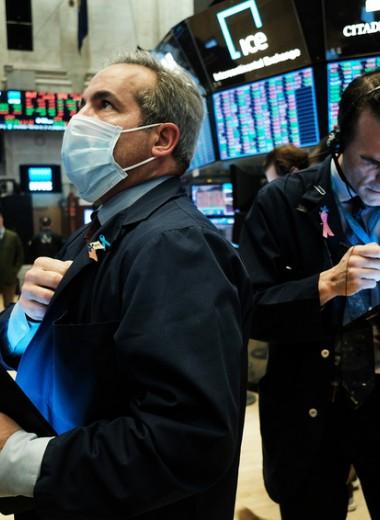 Цена доверия: что должны сделать правительства, чтобы остановить обвал фондового рынка